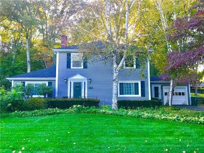 Woonsocket Single Family Home Act Und Contract: 469 Woodland Rd