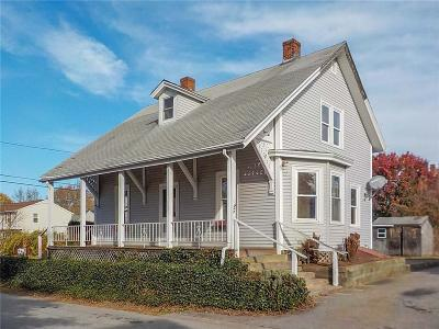 East Providence Single Family Home Act Und Contract: 72 Maple Av
