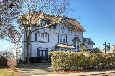 Newport Condo/Townhouse Act Und Contract: 569 Spring St, Unit#1n #1N