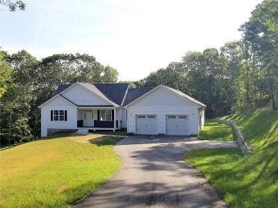 Westerly Single Family Home For Sale: 31 Hickory Lane