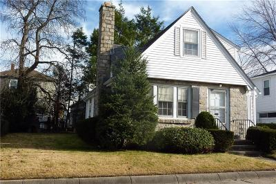 Providence Single Family Home For Sale: 73 Tiffany St