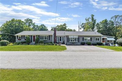 Cumberland Single Family Home For Sale: 188 - A-B Hines Rd