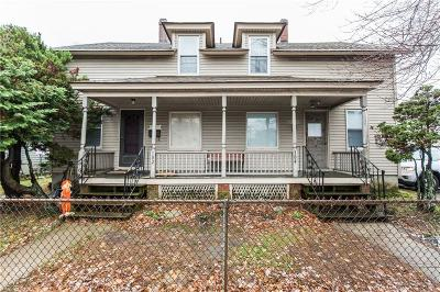 Johnston Multi Family Home For Sale: 102 - 104 Putnam Av