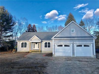 Cranston Single Family Home For Sale: 543 Wilbur Av