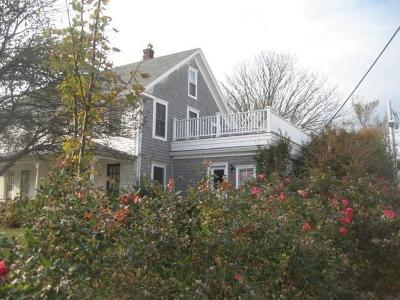 Block Island Condo/Townhouse For Sale: 460 Chapel St, Unit#4 #4