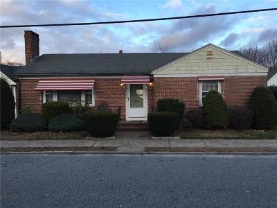Cranston Single Family Home For Sale: 39 Burnside St