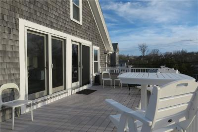 Block Island Condo/Townhouse For Sale: 460 Chapel St, Unit#3 #3