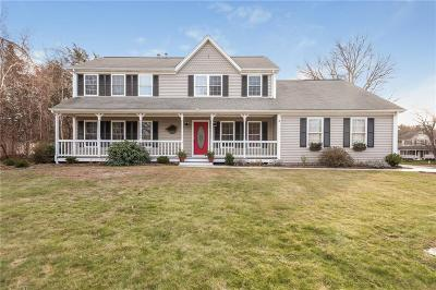 Narragansett Single Family Home Act Und Contract: 10 Ridge Dr