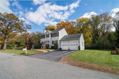 Johnston Single Family Home For Sale: 230 Cherry Hill Rd