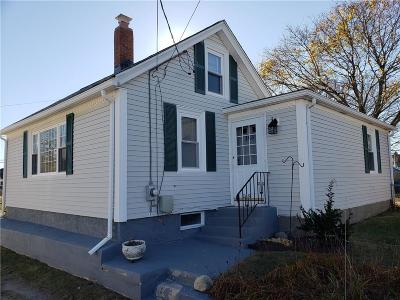 Cumberland Single Family Home For Sale: 143 Mill St