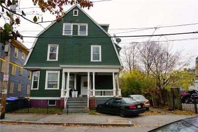 Providence Multi Family Home For Sale: 108 Comstock Av