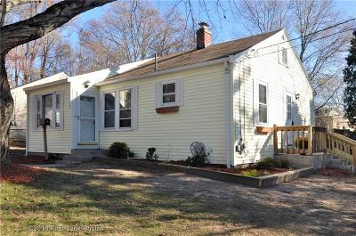North Providence Single Family Home For Sale: 55 Marilyn Dr