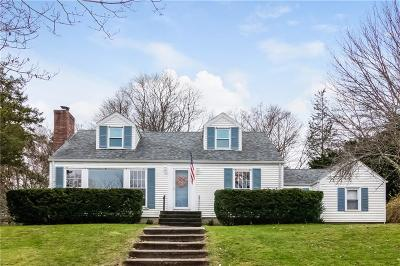 Lincoln Single Family Home Act Und Contract: 8 Cooper Dr