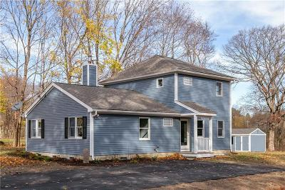 Coventry Single Family Home Act Und Contract: 18 Manning Ct