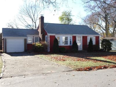 Cranston Single Family Home Act Und Contract: 150 Hill Top Dr