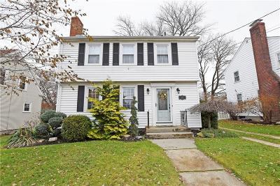 Cranston RI Single Family Home For Sale: $262,900