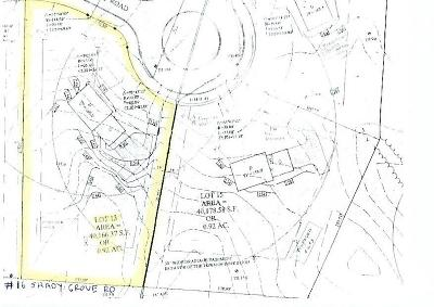 Hopkinton RI Residential Lots & Land For Sale: $105,000