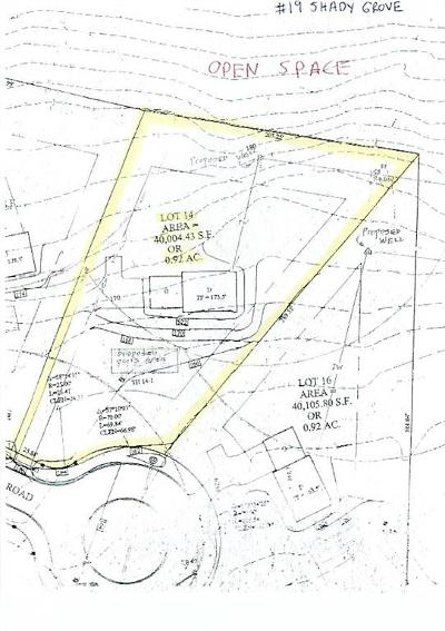 Hopkinton RI Residential Lots & Land For Sale: $130,000