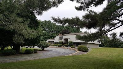 Cranston Single Family Home For Sale: 1833 Scituate Av