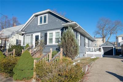 East Providence Single Family Home Act Und Contract: 22 Cumberland Rd