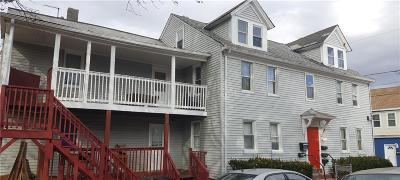 Woonsocket Multi Family Home For Sale: 170 Arnold St