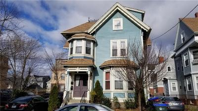Providence Multi Family Home For Sale: 31 Mawney St
