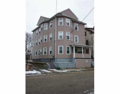 Providence Multi Family Home For Sale: 95 - 97 Laban St