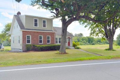 Bristol County Single Family Home For Sale: 461 Sowams Rd