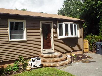Warwick Single Family Home For Sale: 31 Ryan Av