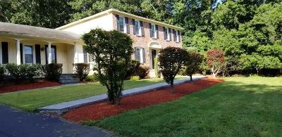 East Greenwich Single Family Home Act Und Contract: 25 Red Barn Lane