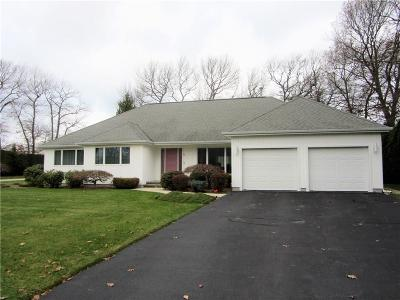 Cranston Single Family Home Act Und Contract: 83 Basil Xing
