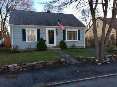 Warwick Single Family Home Act Und Contract: 56 Barber Av