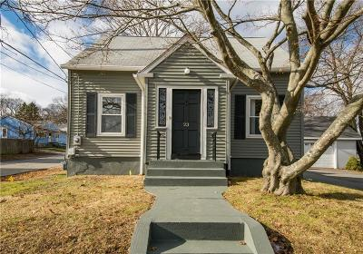 North Providence Single Family Home For Sale: 23 Cushing St