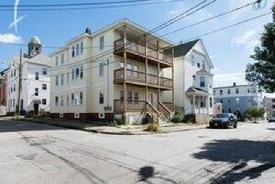 Providence Multi Family Home For Sale: 57 Curtis St