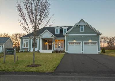 South Kingstown Single Family Home For Sale: 108 East Matunuck Farm Dr