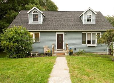 Tiverton Single Family Home Act Und Contract: 134 Mill St
