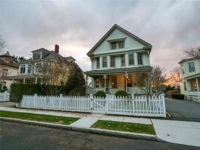 Newport RI Single Family Home For Sale: $1,800,000