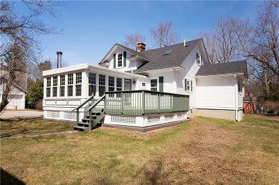 East Providence Multi Family Home Act Und Contract: 1 Horton Pl