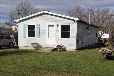 Newport County Single Family Home For Sale: 17 Massachusetts Av
