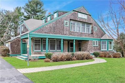 Westerly Single Family Home For Sale: 5 Ice Pond Rd