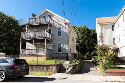 Woonsocket Multi Family Home For Sale: 122 4th Av