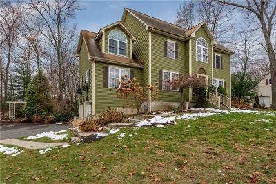 Lincoln Single Family Home Act Und Contract: 60 S Eagle Nest Dr