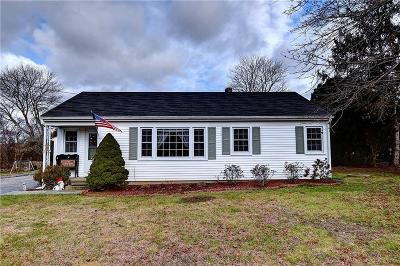 Hopkinton Single Family Home For Sale: 15 Amelia St