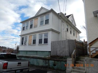 Providence Multi Family Home For Sale: 14 Benedict St
