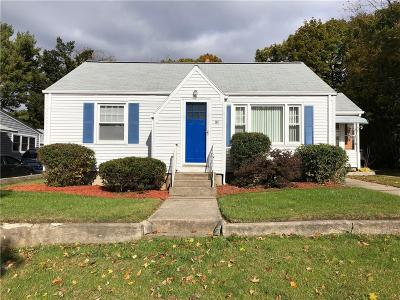 Cranston Single Family Home Act Und Contract: 21 Loring St