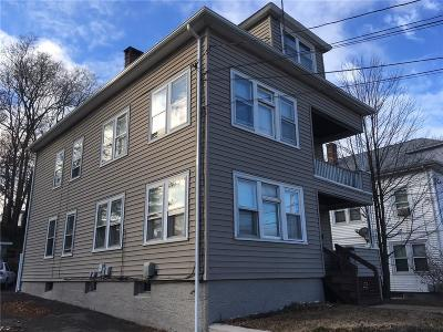 Johnston Multi Family Home Act Und Contract: 694 Killingly St