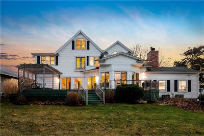 Warwick Single Family Home Act Und Contract: 1090 Buttonwoods Rd