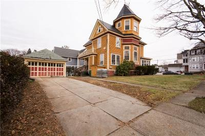 Woonsocket Single Family Home For Sale: 593 South Main St