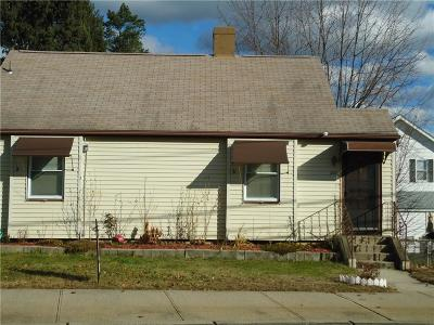 Pawtucket Single Family Home For Sale: 201 Power Rd