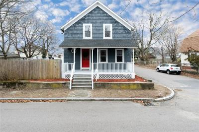 East Providence Single Family Home Act Und Contract: 52 Maple Av